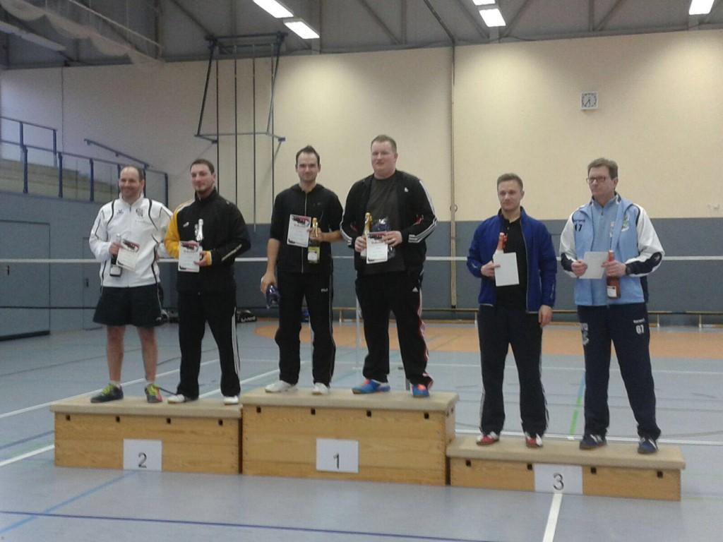 Badminton Stendal Bismark 2016